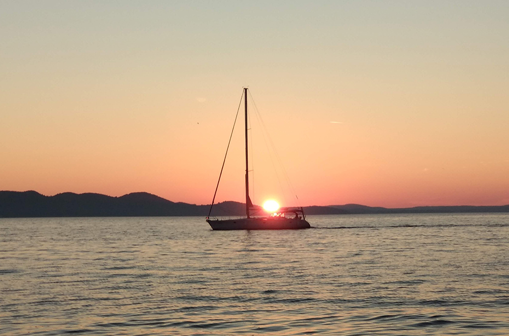 Sailing - We Roam Europe