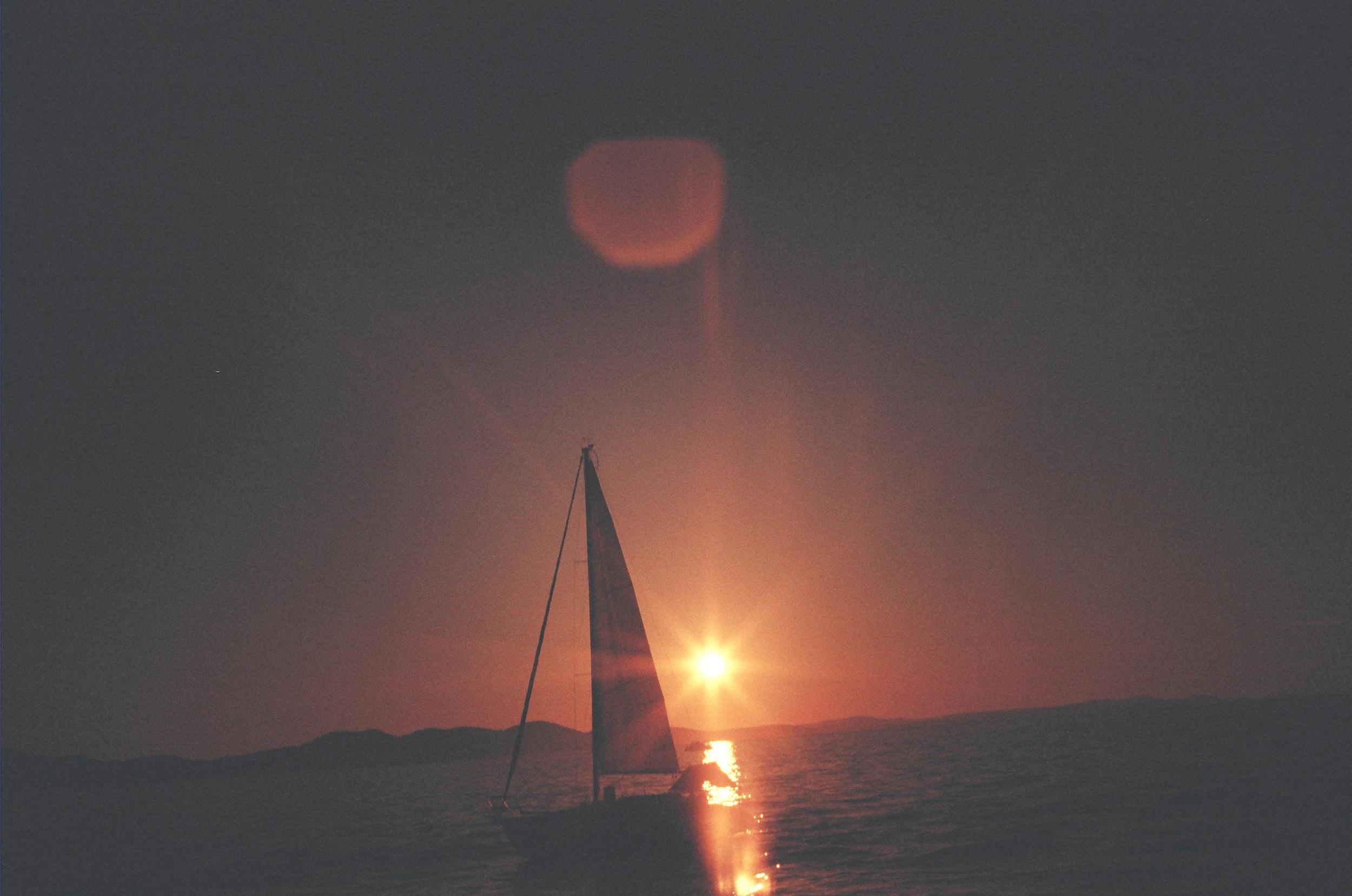 Sunset on film - Zadar Croatia - We Roam Europe (3)